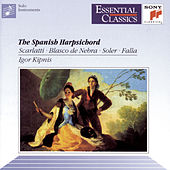 The Spanish Harpsichord de Igor Kipnis