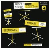 Mozart & Beethoven: Quintets for Piano & Winds von Rudolf Serkin