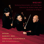 Mozart: Sinfonia concertante in E-Flat Major, K. 364 & Concerto for Violin & Piano in D Major, K. Anh. 56 by Midori
