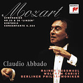 Mozart: Symphonies Nos. 23, 36 & Sinfonia concertante, K. 364 di Claudio Abbado