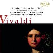 Vivaldi: Concerti for Flute, Strings and Basso continuo, Op.10, Nos. 1-6; Marcello/Platti: Concerti for for Oboe, Strings and Basso continuo by Frans Brüggen