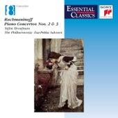 Rachmaninoff: Piano Concertos Nos. 2 & 3 by Yefim Bronfman