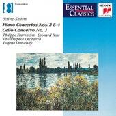 Saint-Saëns: Piano Concertos Nos. 2 and 4, Cello Concerto & Introduction et rondo capriccioso de Various Artists