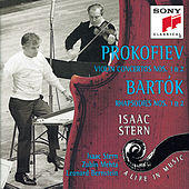 Isaak Stern - A Life in Music Vol. 10: Prokofiev - Concerto Nos. 1 & 2 for Violin and Orchestra; Bartók: Rhapsody Nos. 1 & 2 for Violin and Orchestra de Isaac Stern, New York Philharmonic, Zubin Mehta, Leonard Bernstein