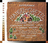 Humperdinck: Hansel & Gretel by Ileana Cotrubas, Frederica von Stade, Christa Ludwig, Kiri Te Kanawa