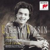 Haydn: Piano Sonatas Nos. 45 & 62 - Schubert: Piano Sonata No. 14 von Evgeny Kissin