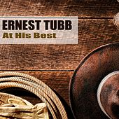 At His Best by Ernest Tubb