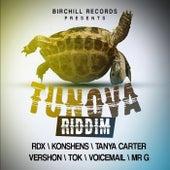 Tun Ova Riddim by Various Artists