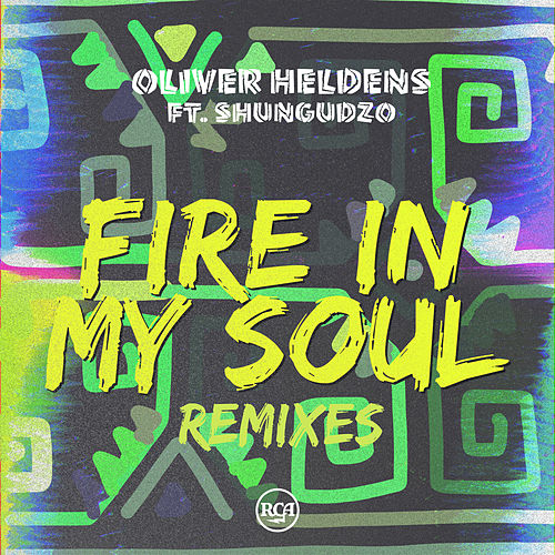 Fire In My Soul (Justin Caruso Remix) de Oliver Heldens