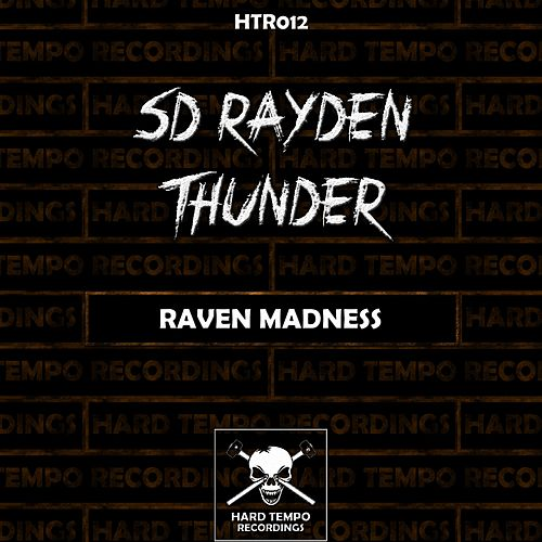 Raven Madness by Thunder SD Rayden