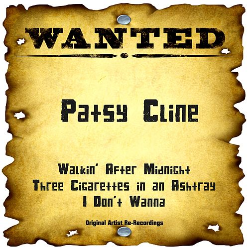 Wanted (Rerecordings) by Patsy Cline