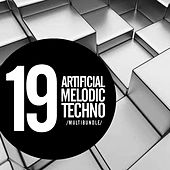 19 Artificial Melodic Techno Multibundle - EP by Various Artists