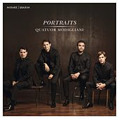 Portraits by Quatuor Modigliani