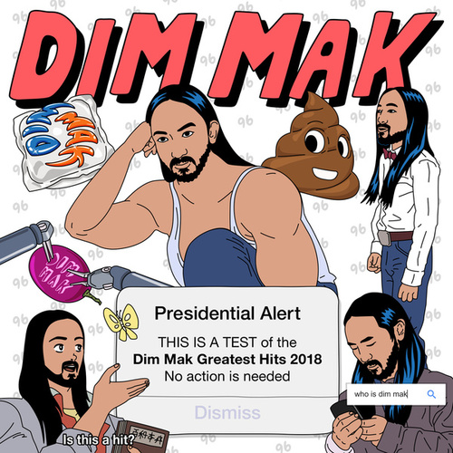 Dim Mak Greatest Hits 2018: Originals von Various Artists