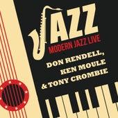 Modern Jazz Live de Various Artists