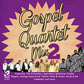 Gospel Quartet Mix, Vol. 2 di Various Artists