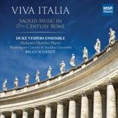 Viva Italia - Sacred Music in 17th Century Rome by Duke Vespers Ensemble