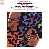 Black Composer Series, Vol. 3: Ulysses Simpson Kay & George Theophilus Walker (Remastered) de Paul Freeman
