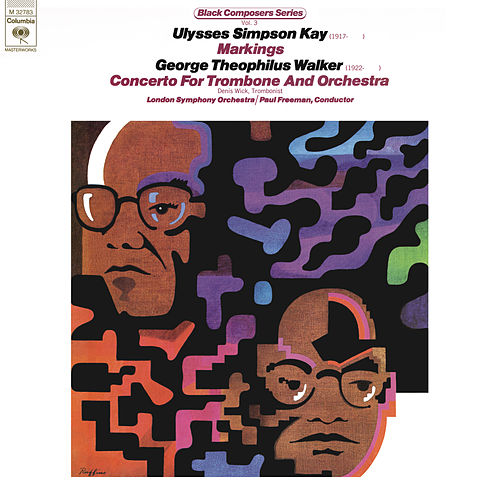Black Composer Series, Vol. 3: Ulysses Simpson Kay & George Theophilus Walker (Remastered) de Paul Freeman