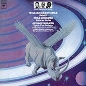 Black Composer Series, Vol. 7: William Grant Still, Fela Sowande & George Walker (Remastered) de Paul Freeman