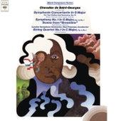 Black Composer Series, Vol. 1: Chevalier de Saint-Georges (Remastered) de Paul Freeman