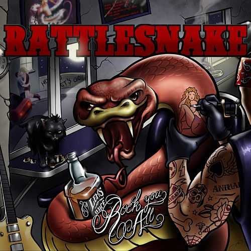 Rock You All by Rattlesnake