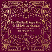 Hark! The Herald Angels Sing / Go Tell It on the Mountain di BYU Noteworthy