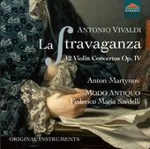 Vivaldi: La stravaganza, Op. 4 de Anton Martynov
