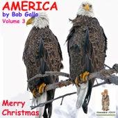 America, Vol 3. Merry Christmas by Bob Gallo