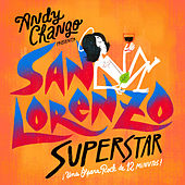 San Lorenzo Superstar von Andy Chango