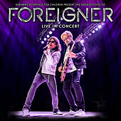 The Greatest Hits of Foreigner Live in Concert de Foreigner