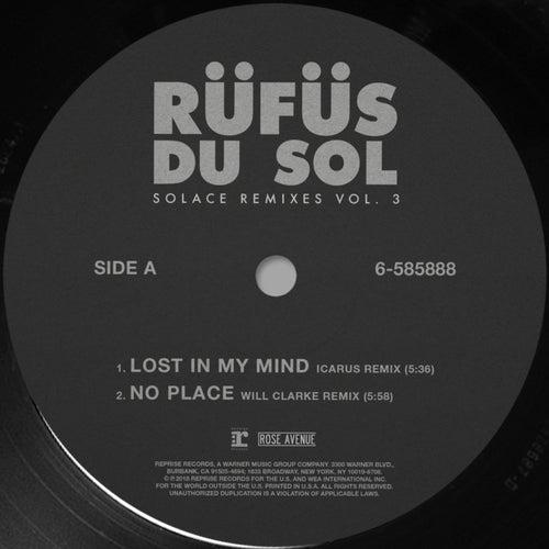 Solace Remixes Vol. 3 von RÜFÜS DU SOL