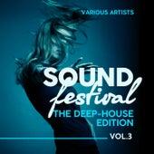 Sound Festival (The Deep-House Edition), Vol. 3 - EP von Various Artists
