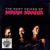 The Many Voices of Miriam Makeba de Miriam Makeba
