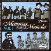 Memorias Musicales (Vol. 7) by Various Artists