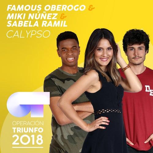Calypso (Operación Triunfo 2018) de Famous Oberogo