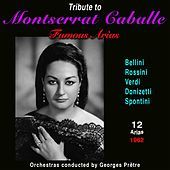 Tribute to montserrat caballe - famous arias, 1962, (12 arias) de Various Artists