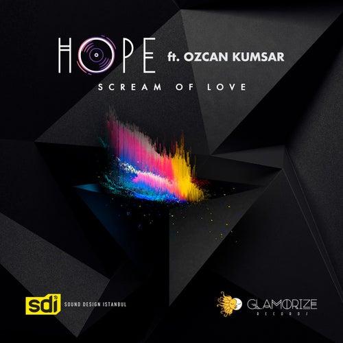 Scream of Love von Hope