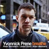 Breathe (Feat. Peter Bernstein, Jared Gold & Allan Mednard) von Yvonnick Prene