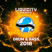 Liquicity Drum & Bass 2018 by Various Artists