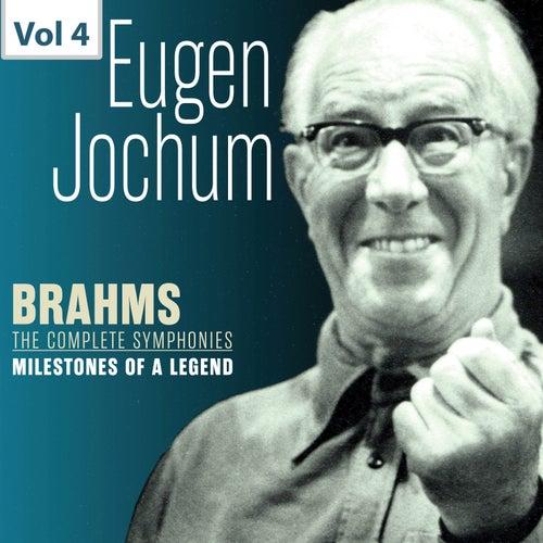 Milestones of a Legend: Eugen Jochum, Vol. 4 de Berliner Philharmoniker