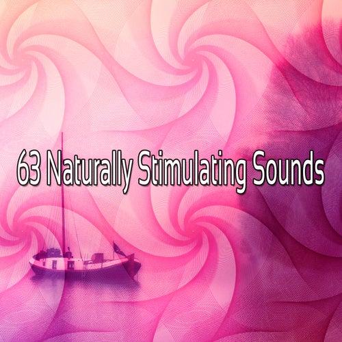 63 Naturally Stimulating Sounds de Yoga Music