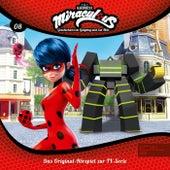 Folge 8: Der Gamer / Animan (Das Original-Hörspiel zur TV-Serie) von Miraculous