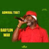 Babylon War by Admiral Tibett
