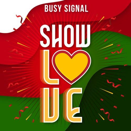 Show Love de Busy Signal