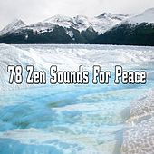 78 Zen Sounds For Peace von Massage Therapy Music