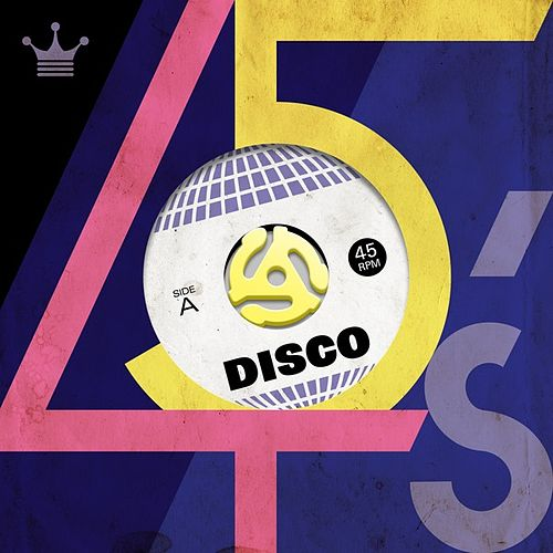 Disco 45's de Various Artists