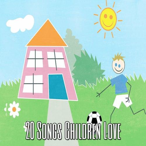 20 Songs Children Love de Canciones Para Niños