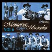 Memorias Musicales (Vol. 6) by Various Artists