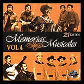 Memorias Musicales (Vol. 4) by Various Artists